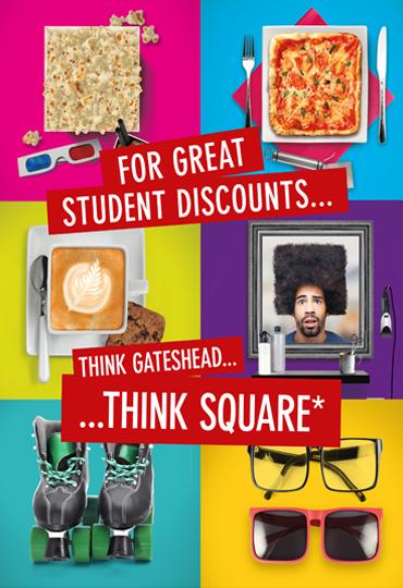 Student Discounts!