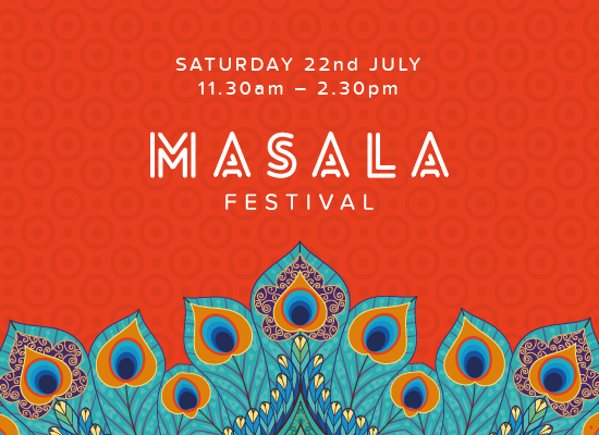 PAST EVENT – GemArts Masala Festival