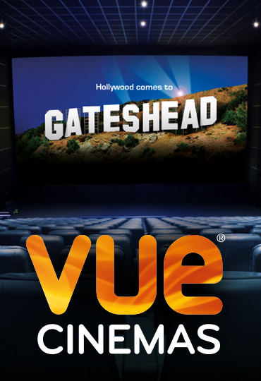 Exclusive offers from VUE Cinema!