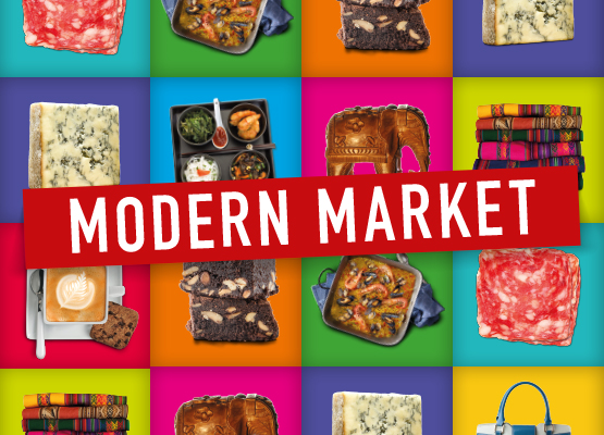 Modern Market Returns to Trinity Square