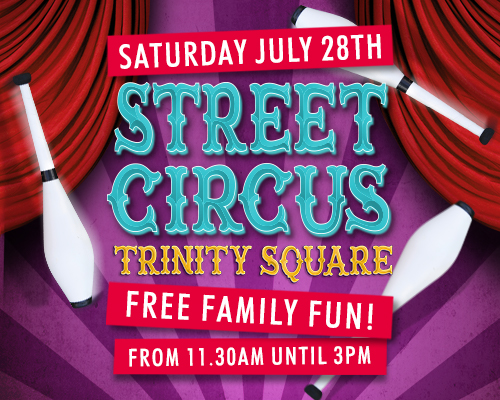 Street Circus is back!