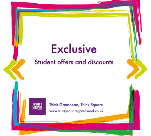 Students – welcome to Trinity Square