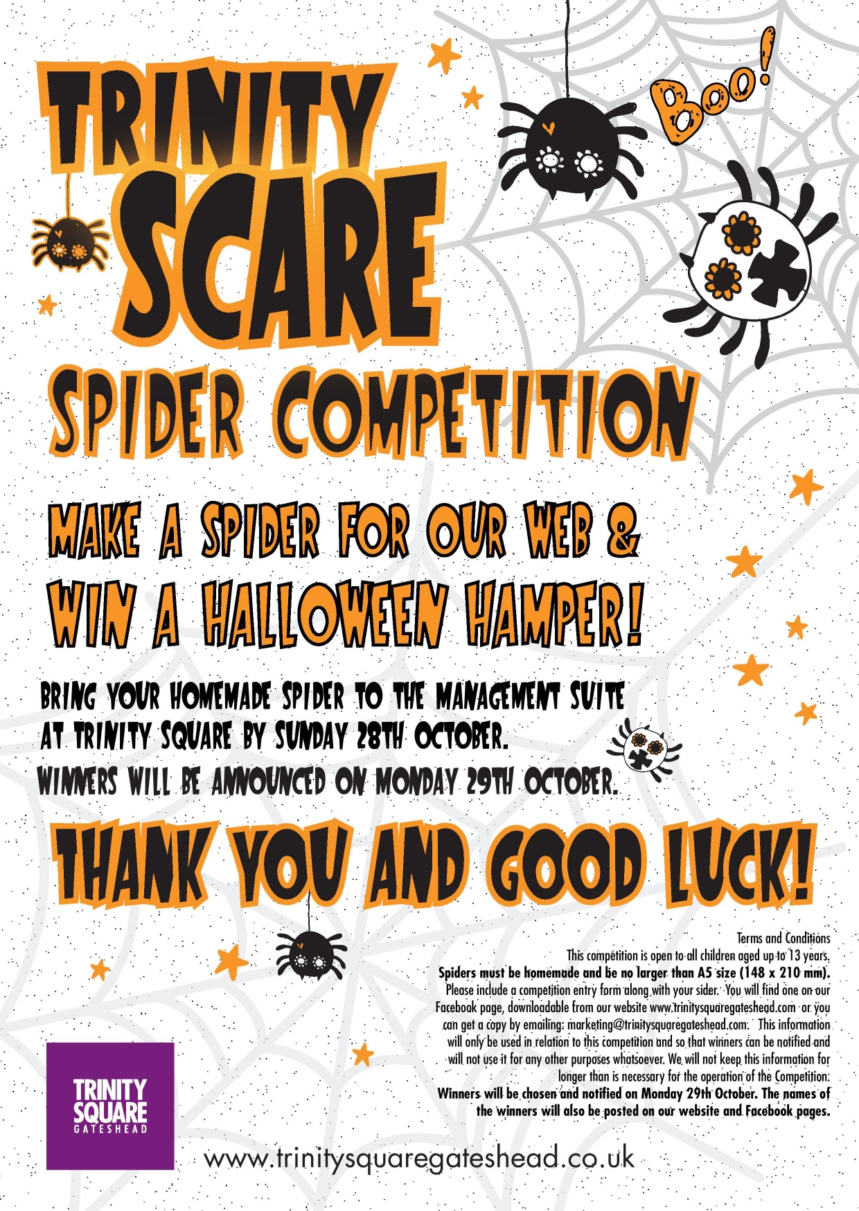 Win a Halloween Hamper!
