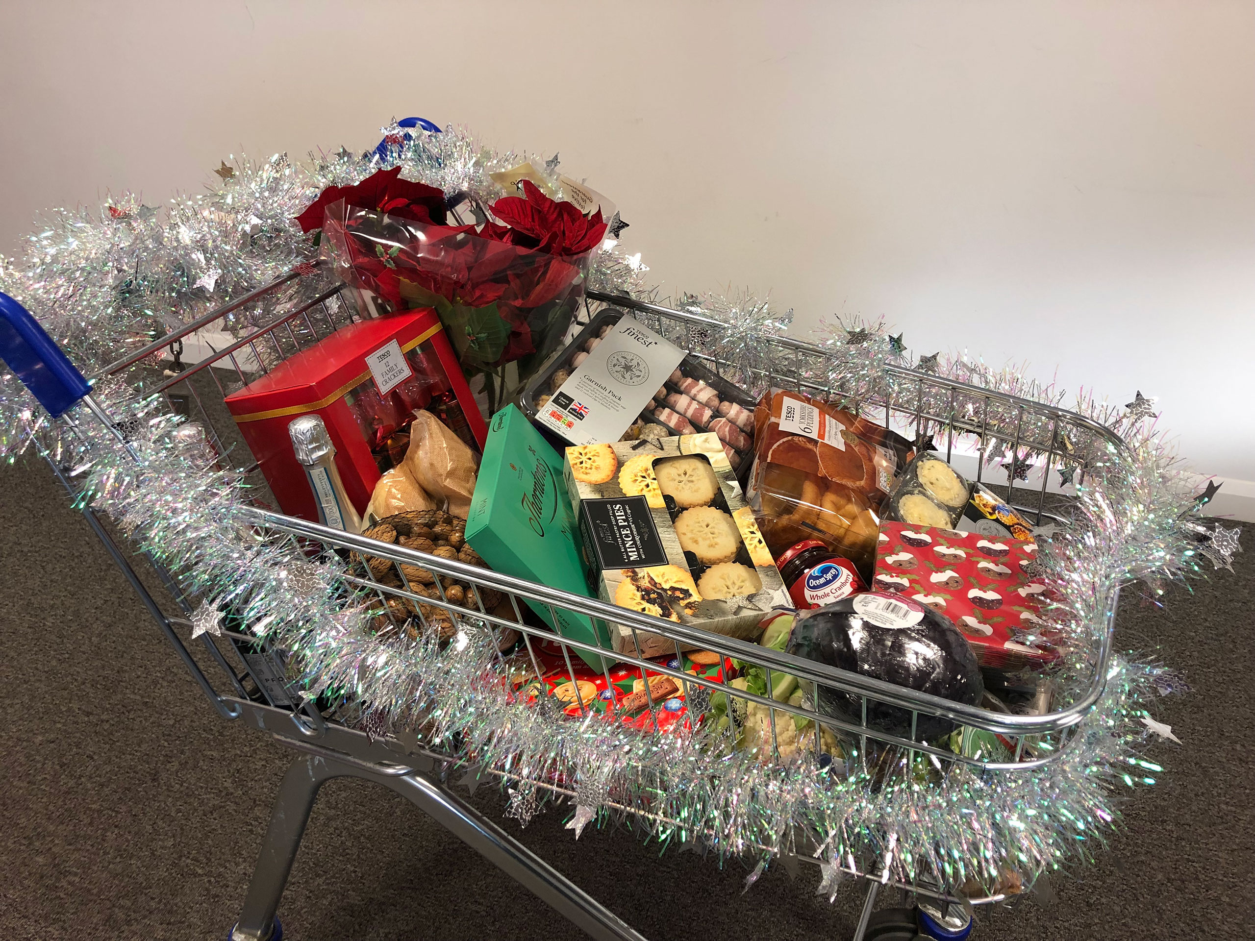 #justaddturkey Christmas Competition