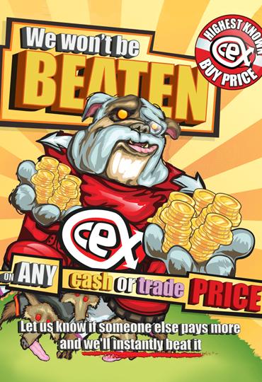 CeX Won't be beaten…
