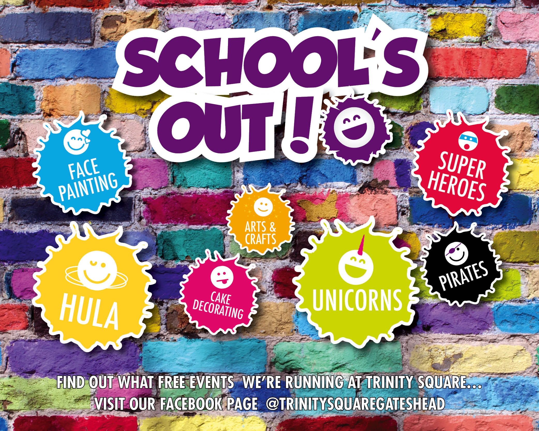 Schools Out – fun is in!
