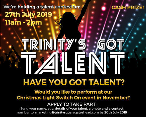 Have you got a talent?