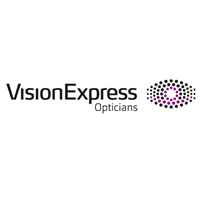 Free eye test, money off glasses and contact lenses with Vision Express