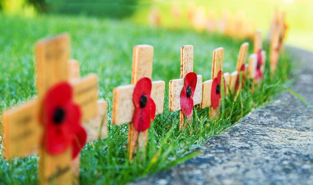 Service of Remembrance – Monday 11th November 2019