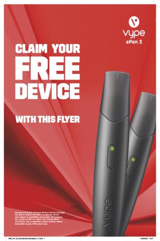 Free epen 3 kits