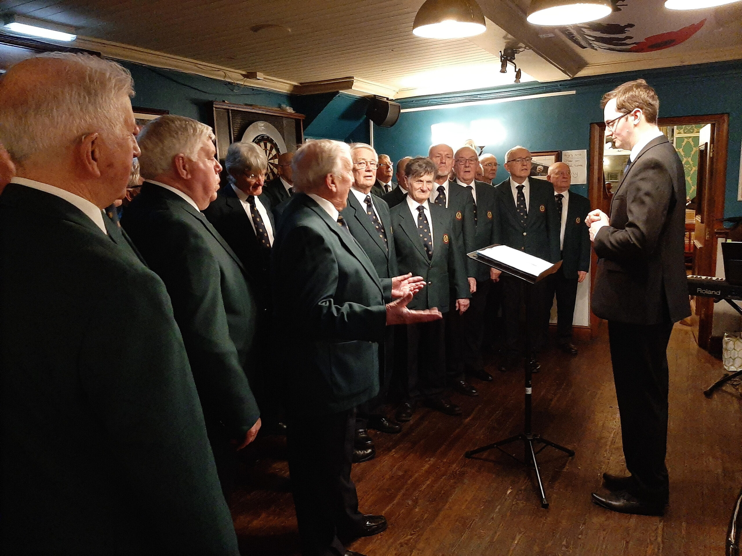 The Geordie National Anthem is a fitting tribute for Centenary Choir